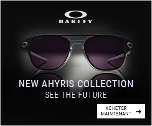 Oakley - nouvelle collection Ahyris
