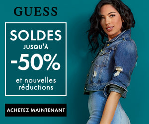 Soldes 2019 GUESS