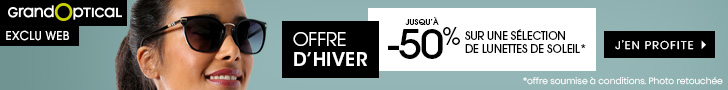 Grand Optical : Offre d'Hiver
