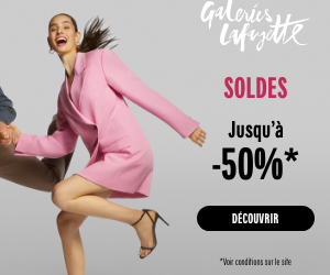 Galeries Lafayette Soldes