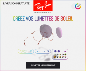 Ray-Ban : Custom Lab