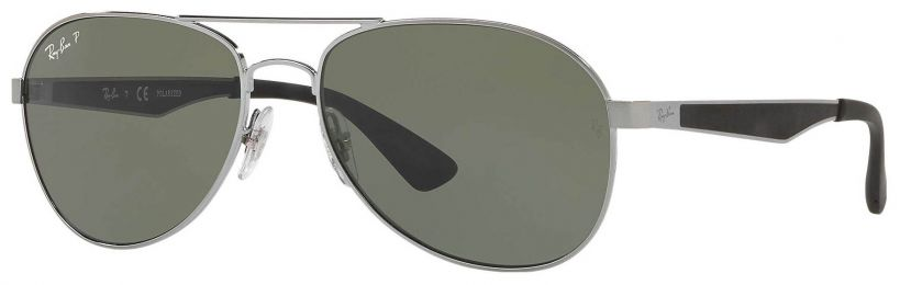 Ray-Ban Aviator Medium RB3549 004/9A 58-16