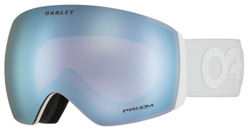 Solaires Oakley Flight Deck Factory Pilot Whiteout Prizm Snow Goggle OO7050 37