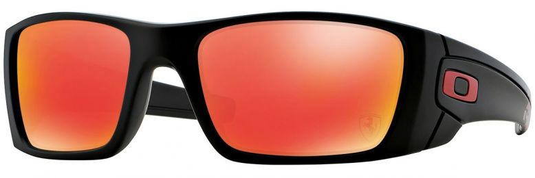 Solaires Oakley Autres modèles Limited Edition Ferrari Fuel Cell OO9096 A8 60-19