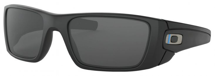 Solaires Oakley Autres modèles Standard Issue Fuel Cell Thin Blue Line Collection OO9096 G5 60-19
