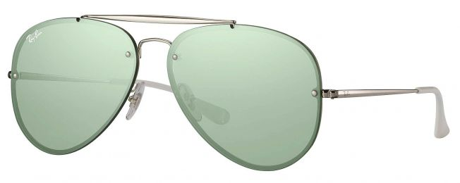 Ray-Ban Aviator Blaze Medium RB3584N 9051/30 58-13