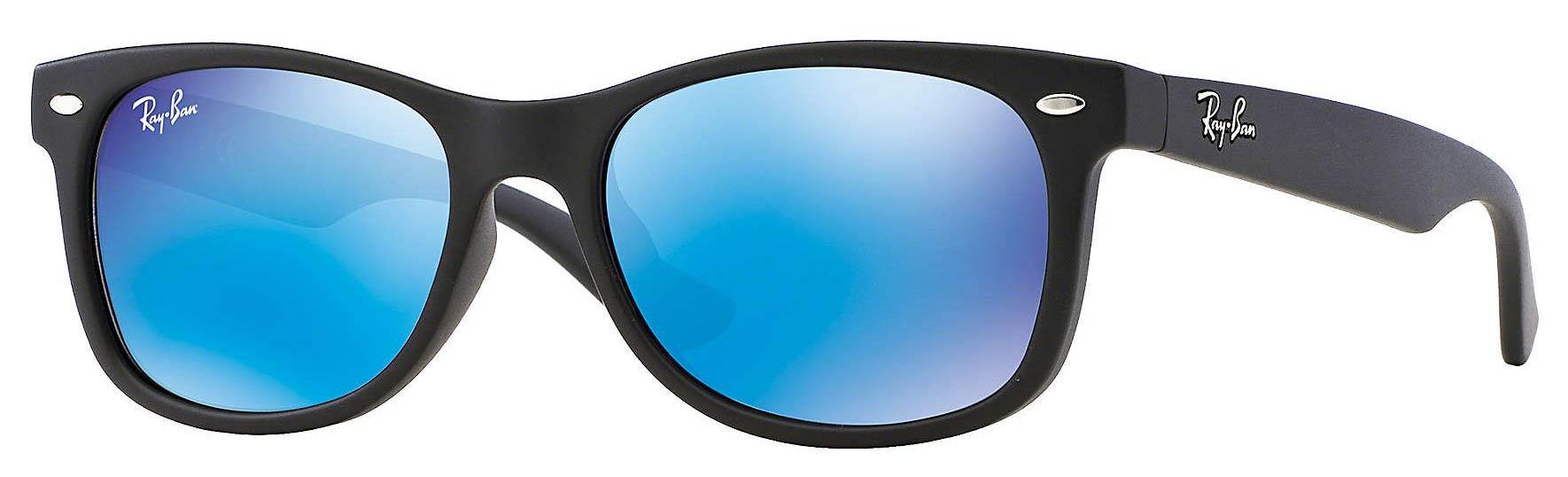 lunettes de soleil ray ban rj9052s new wayfarer