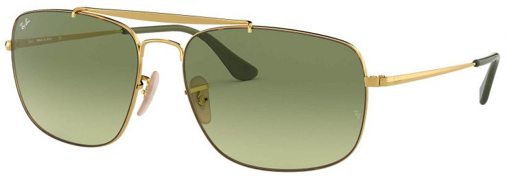 Ray-Ban Aviator The Colonel Medium RB3560 9103/4M 58-17