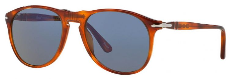 Persol 649 Series Terra Di Siena Medium PO9649S 96/56 55-18