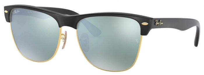 Solaires Ray-Ban Clubmaster Oversized Flash Lenses RB4175 877/30 57-16