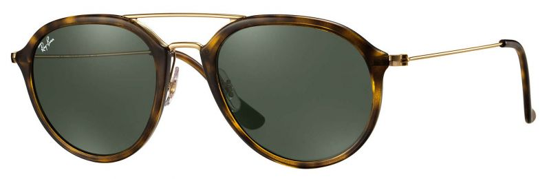 Solaires Ray-Ban Autres modèles Highstreet Small RB4253 710 50-21