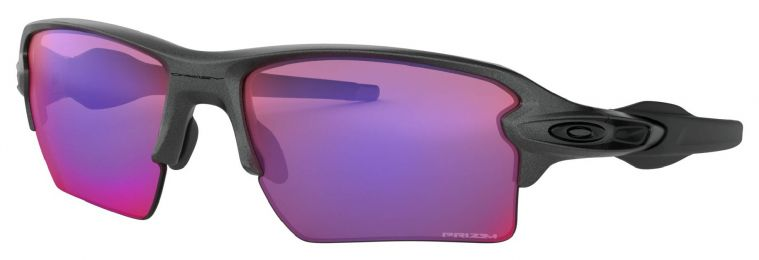 Solaires Oakley Flak 2.0 XL Steel collection OO9188 49 59-12