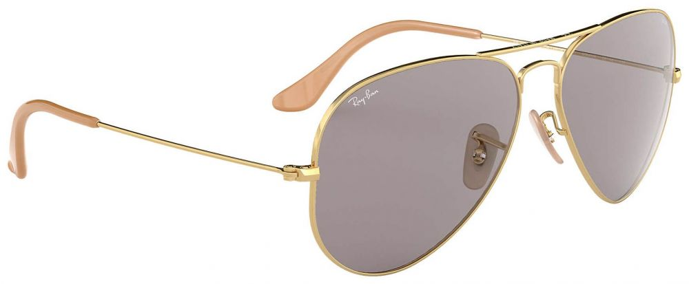 ... Solaires Ray-Ban Aviator Evolve Large Métal Or RB3025 9064 V8 58-14 ... 791cddbdb5f0