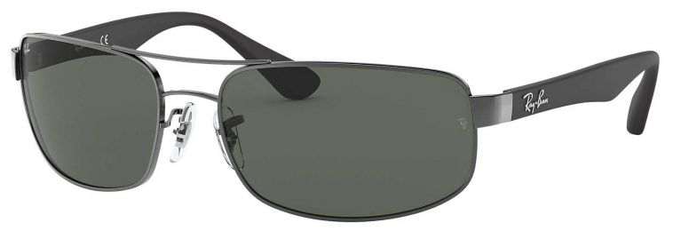 Ray-Ban Autres modèles Active Lifestyle Medium RB3445 004 61-17