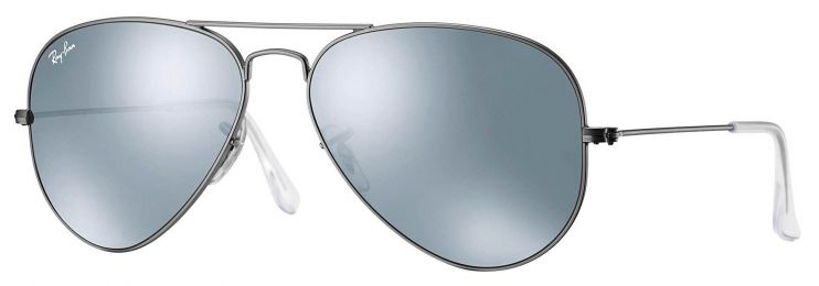 Solaires Ray-Ban Aviator Flash Lenses Medium RB3025 029/30 58-14
