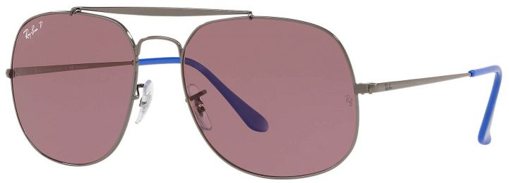Solaires Ray-Ban Wayfarer The General Pop Gun RB3561 9106/W0 57-17