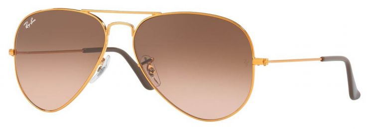 Ray-Ban Aviator Classic Large RB3026 9001/A5 62-14
