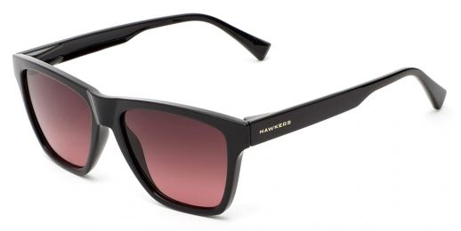 Solaires Hawkers One Lifestyle Diamond Black Wine One LS LIFTR02 54-16