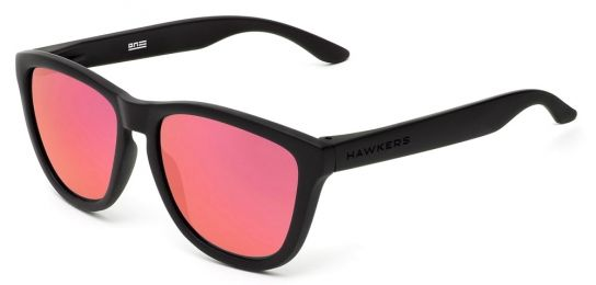 Solaires Hawkers One Carbon Black Ruby One TR18