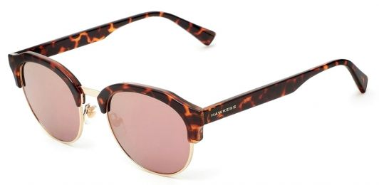Hawkers Autres modèles Carey Rose Gold Classic Rounded ROCTR03