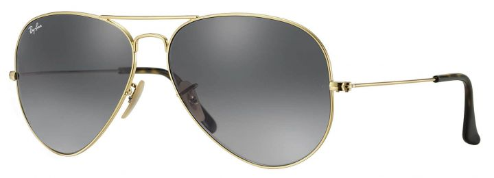 Solaires Ray-Ban Aviator Havana Collection Large RB3025 181/71 62-14