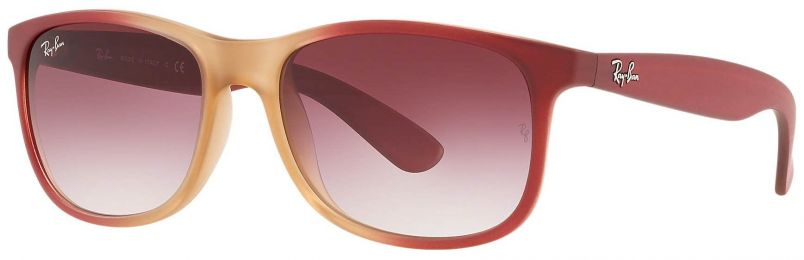 Ray-Ban Andy Rose Bordeaux RB4202 6369/8H 55-17