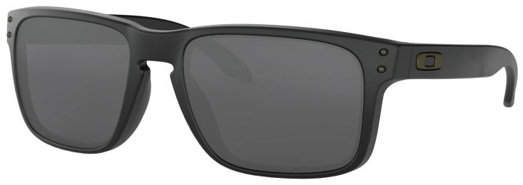 Solaires Oakley Holbrook Black OO9102 63 55-18