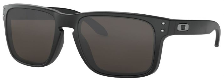 Solaires Oakley Holbrook Black OO9102 01 55-18