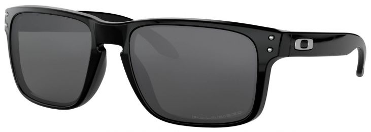 Solaires Oakley Holbrook Black OO9102 02 55-18