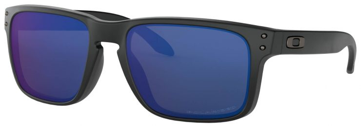 Solaires Oakley Holbrook Black OO9102 52 55-18
