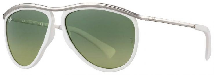 Ray-Ban Autres modèles Olympian Aviator HD60 RB2219 1289/4M 59-13