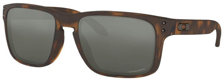 Solaires Oakley Holbrook Brown Prizm OO9102 F455 55-18