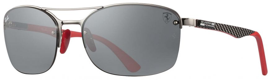 Solaires Ray-Ban Scuderia Ferrari Collection  RB3617M F007/6G 62-18
