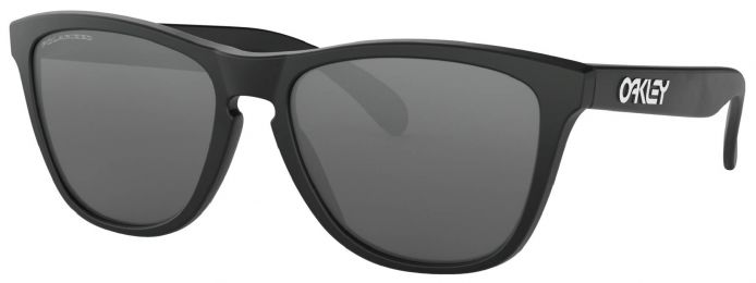 Solaires Oakley Frogskins Black OO9013 24-297 55-17