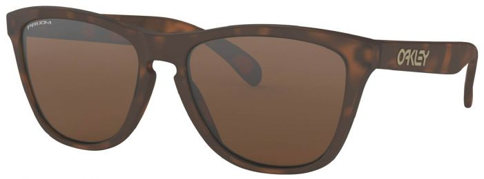Solaires Oakley Frogskins Tortoise Prizm OO9013 C555 55-17