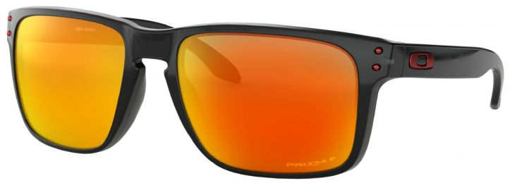 Solaires Oakley Holbrook XL Black Prizm OO9417 0859 59-18