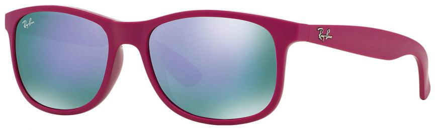 Solaires Ray-Ban Andy Violet RB4202 6071/4V 55-17