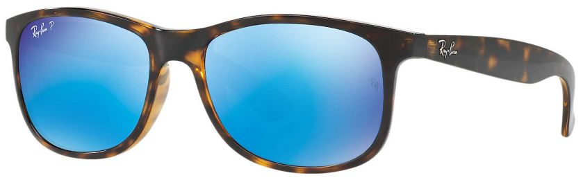 Solaires Ray-Ban Andy Havane RB4202 710/9R 55-17