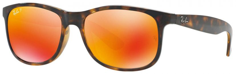 Solaires Ray-Ban Andy Havane RB4202 710/6S 55-17