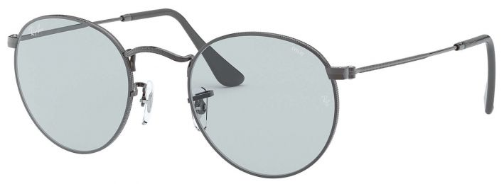 Solaires Ray-Ban Round Solid Evolve Medium RB3447 004/T3 53-21