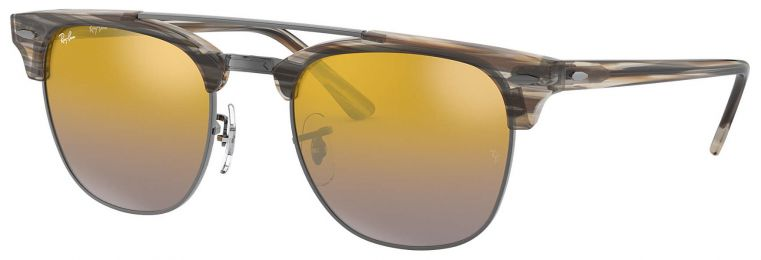 Ray-Ban Clubmaster Double Bridge RB3816 1238/I3 51-21