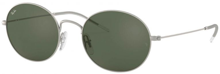 Solaires Ray-Ban Beat Argent RB3594 9116/71 53-49