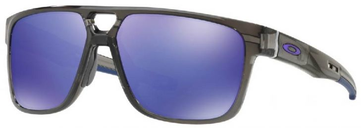 Oakley Crossrange Patch Gray Smoke OO9382 0260 60-14