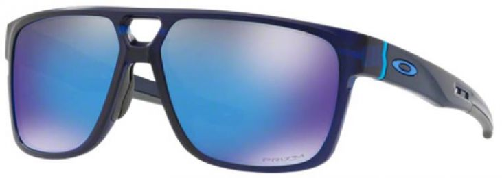 Solaires Oakley Crossrange Patch Translucent Blue Prizm OO9382 0360 60-14