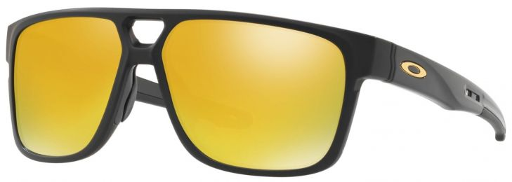 Solaires Oakley Crossrange Patch Black OO9382 0460 60-14