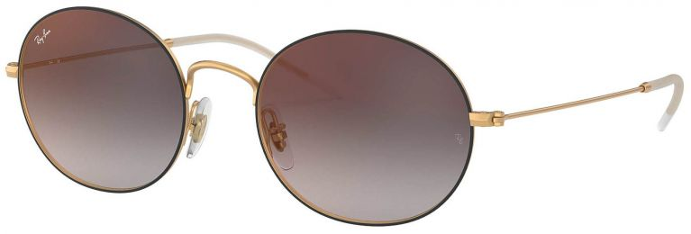 Solaires Ray-Ban Beat Or RB3594 9114/U0 53-49