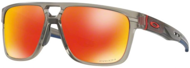 Solaires Oakley Crossrange Patch Gray Ink Prizm OO9382 0560 60-14