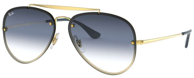 Ray-Ban Aviator Blaze Large RB3584N 9140/0S 61-13
