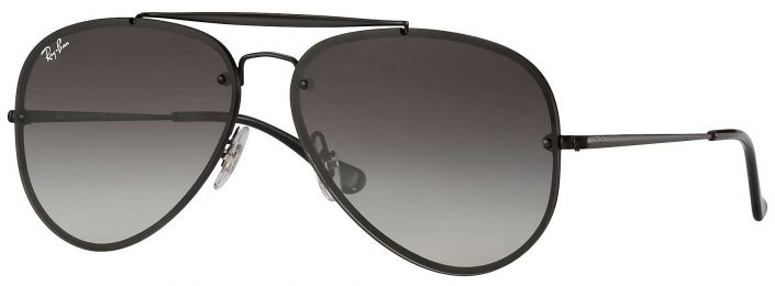 Ray-Ban Aviator Blaze Medium RB3584N 153/11 58-13