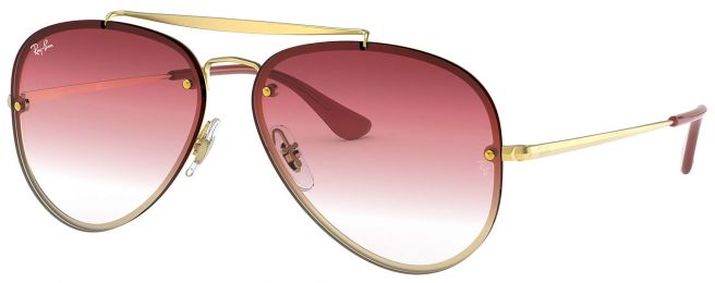 Ray-Ban Aviator Blaze Large RB3584N 9140/0T 61-13